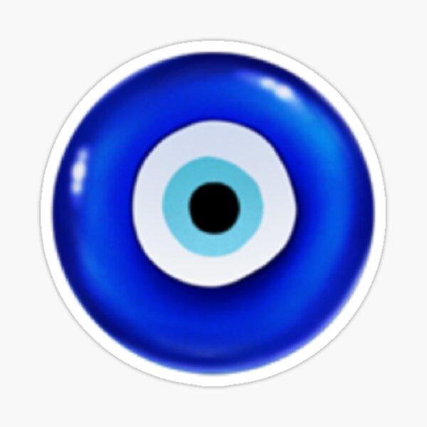 Mauvais œil / Ayin Hora / Amulette de mauvais œil / Protection Sticker