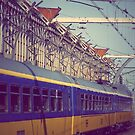Just jump on my train and ride away by Tamis