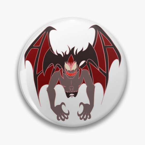 Craying Devil | Devilman Crybaby Pin