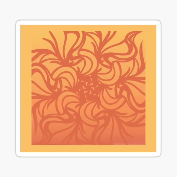 Fall Winds Sticker