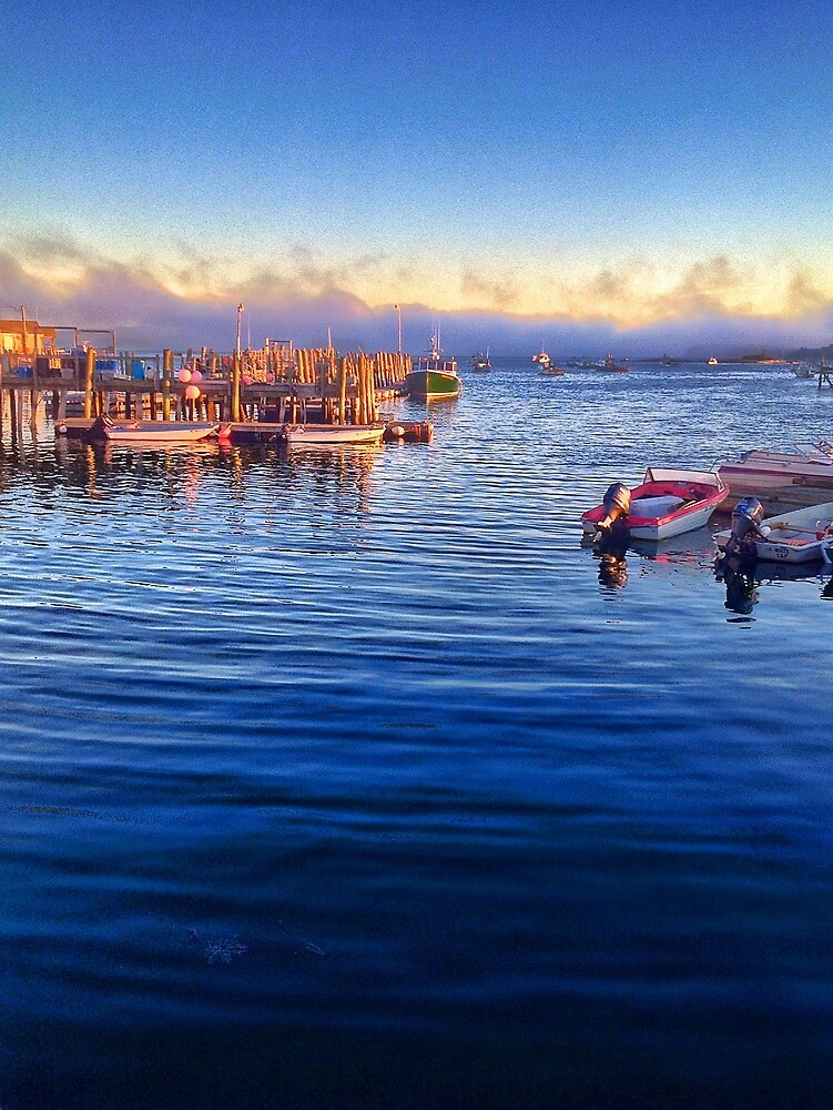 Stonington, Maine by fauselr