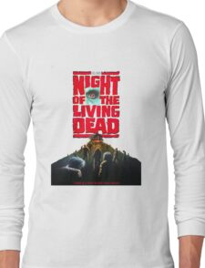 night of the living dead  Long Sleeve T-Shirt