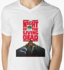 night of the living dead  Mens V-Neck T-Shirt