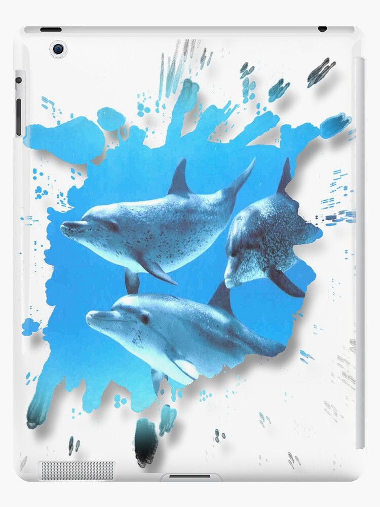 dolphins by arteology
