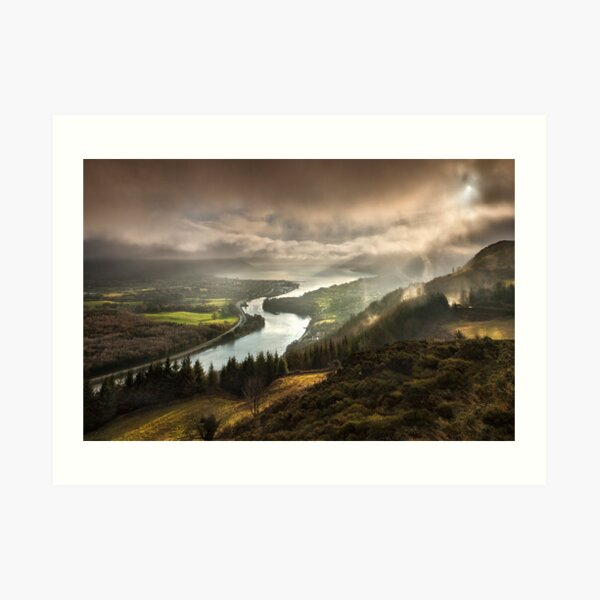 Carlingford Lough Art Print