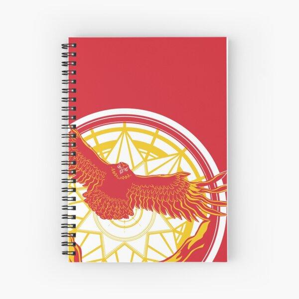 Signum Logo Bold Spiral Notebook