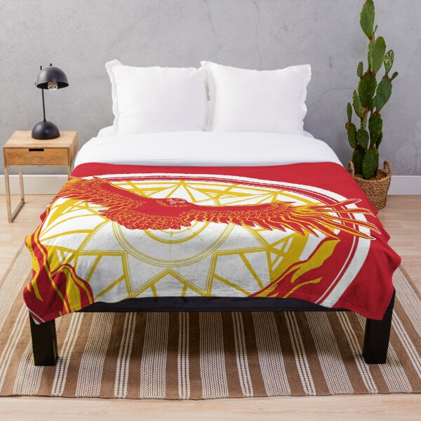 Signum Logo Bold Throw Blanket