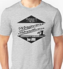 rogers brothers usa ny Unisex T-Shirt