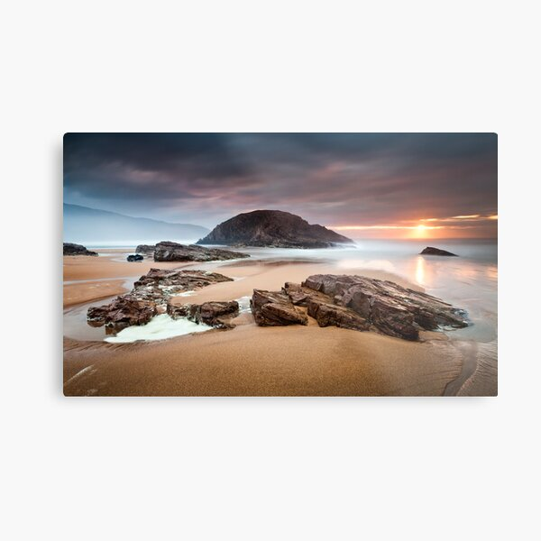 The Murder Hole Metal Print