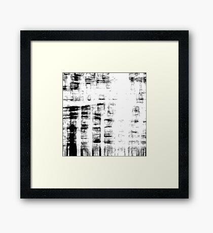 Sounding Framed Print