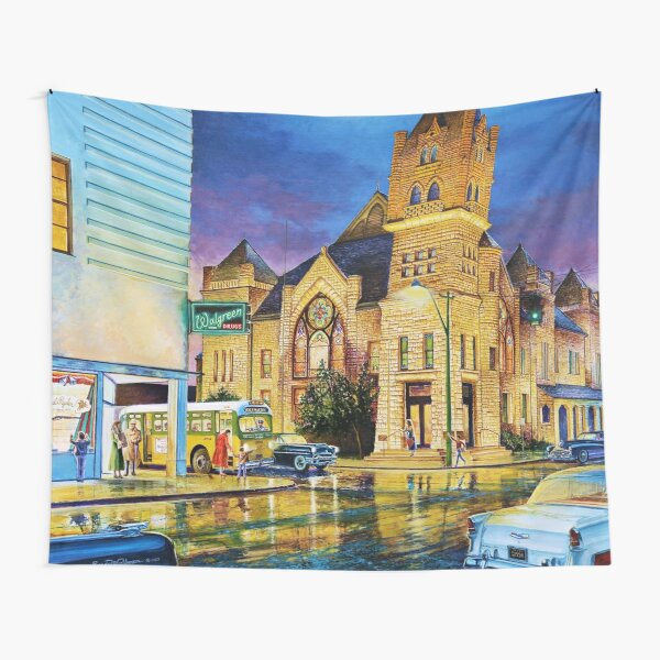 Castle of Imagination Tapestry