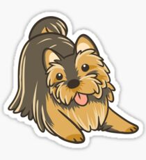 Yorkshire Terrier Sticker