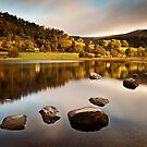 Lower Lake Light by GaryMcParland