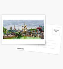 Discoveryland Postcards