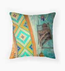 Persian Home Throw Pillow
