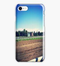 Saratoga Springs Racing iPhone Case/Skin