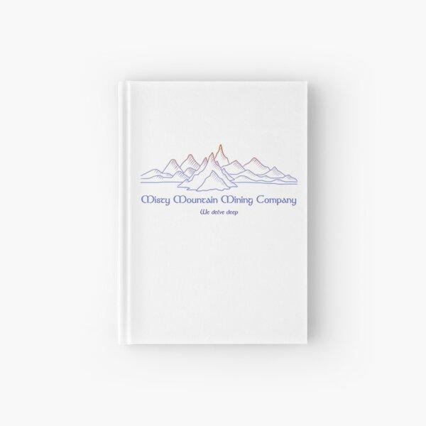 M.M. Mining Company Lt Hardcover Journal