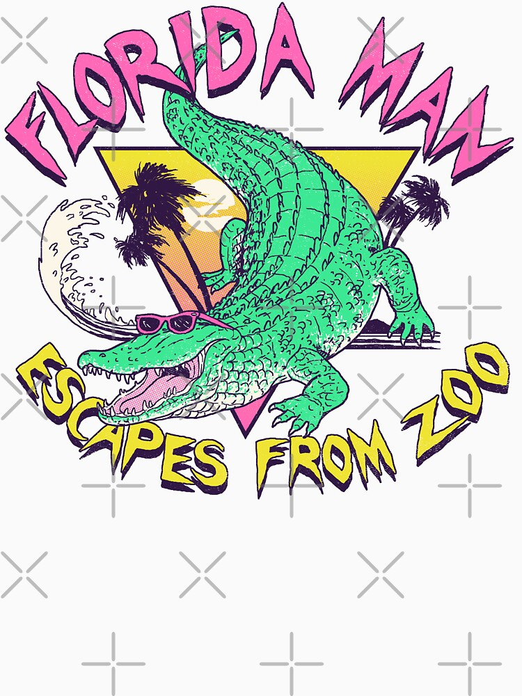 Florida Man Escapes From Zoo by wytrab8