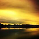 Mt Cook at Sunset by PerkyBeans