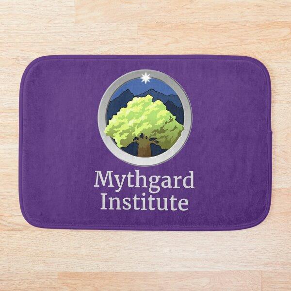 Mythgard Institute Logo Bath Mat