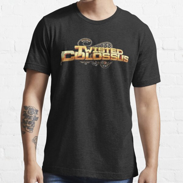Twisted Colossus Magic Mountain Essential T-Shirt