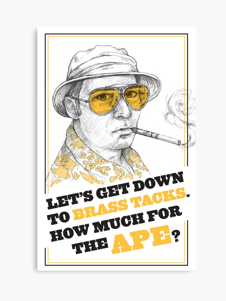 dba41ab04035 FEAR AND LOATHING IN LAS VEGAS- HUNTER S. THOMPSON