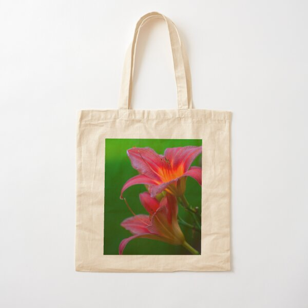The beloved Lily by Yannis Lobaina  Cotton Tote Bag