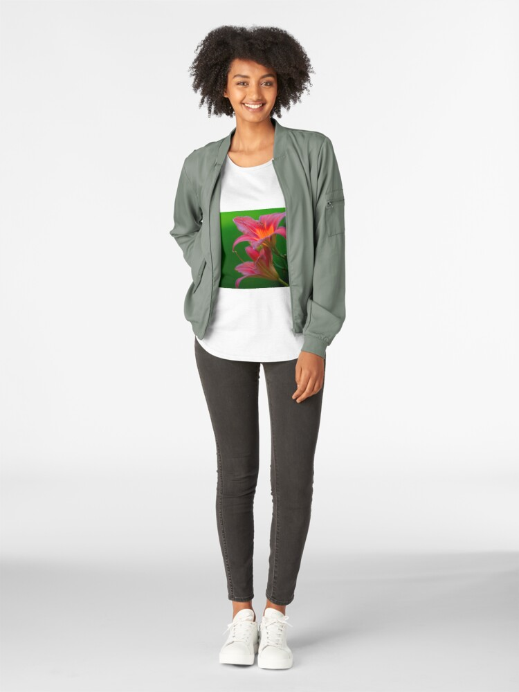 Alternate view of The beloved Lily by Yannis Lobaina  Premium Scoop T-Shirt