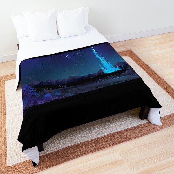 Lakeland at Night Comforter