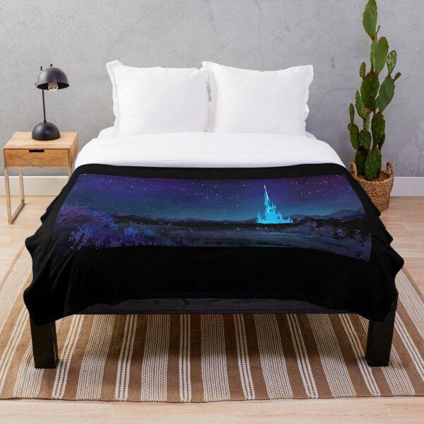 Lakeland at Night Throw Blanket