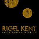 Rigel Kent by ValHallen
