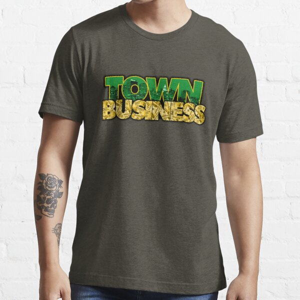 Town Business A's Edition Essential T-Shirt