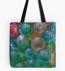 Old, Old Glass Tote Bag