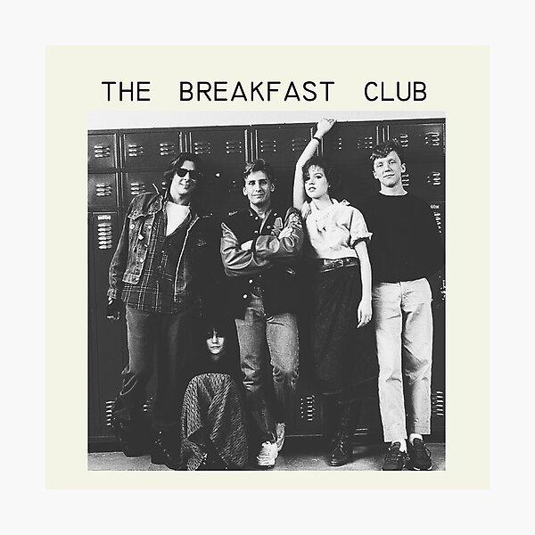 Breakfast Photographic Print