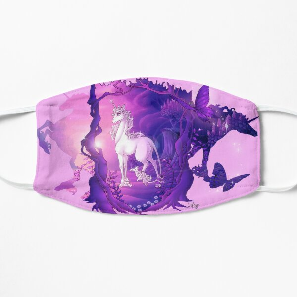 The Last Unicorn Flat Mask