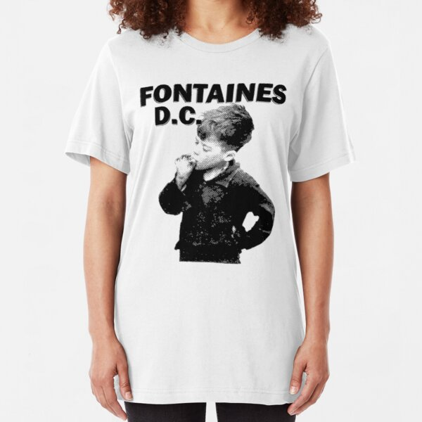FONTAINES DC Slim Fit T-Shirt