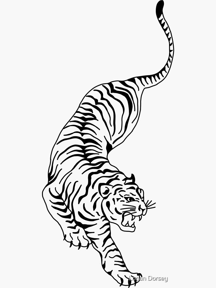 Tiger by logandorseyy
