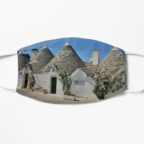 Puglia- Alberobello- Italy Flat Mask