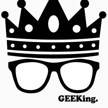 GEEKing by WizWorldInc