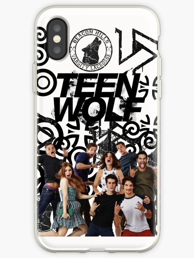 coque teen wolf iphone 5