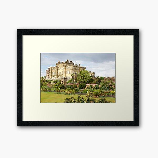 Culzean Castle, Scotland Framed Art Print