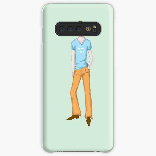 #woeisme Samsung Galaxy Snap Case