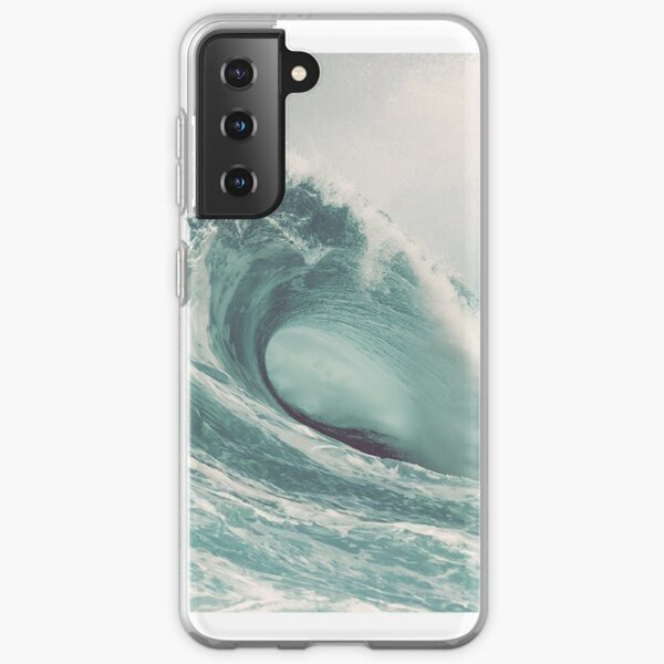 Wave Samsung Galaxy Soft Case