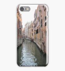 Venice canal iPhone Case/Skin