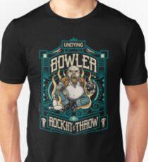 Undying Bowler Unisex T-Shirt