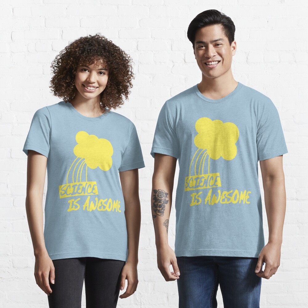Science is Awesome Essential T-Shirt