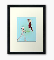 Rick Fighter 2 Framed Print