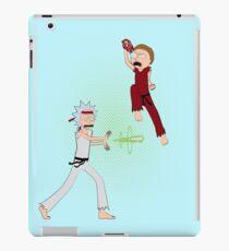 Rick Fighter 2 iPad Case/Skin