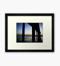 JD&J Design Framed Print
