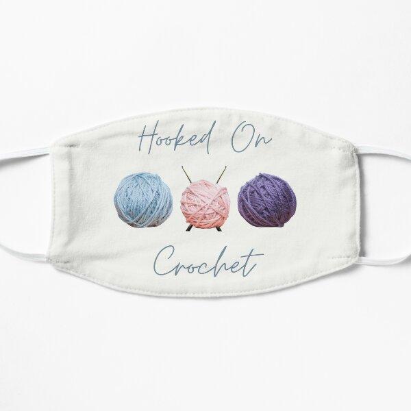 Hooked On Crochet (light) Mask